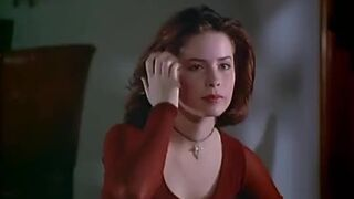 Puffy Combs - Holly Marie Combs Bares Her Breasts