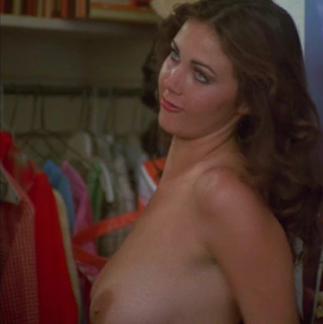 Carter topless lynda 61 Lynda