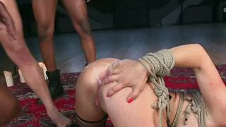 Krissy Lynn - Covered Ass And Doggystyle