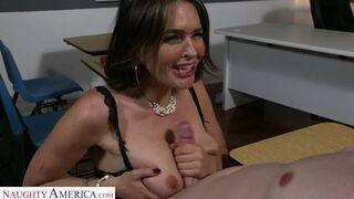 My First Sex Teacher - Krissy Lynn