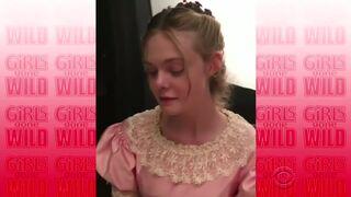 Elle Fanning & Kirsten Dunst - Girls Gone Wild 1860's Style