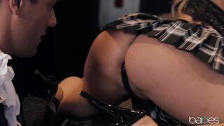 Dive Bar Anal - Cherie Deville