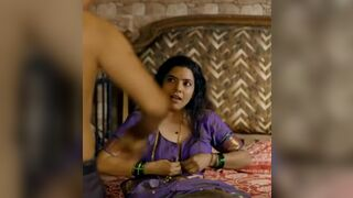 Rajshri Deshpande in 'Sacred Games'