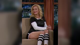 Angela Kinsey - Her delicious legs drive me crazy