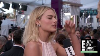 Everything Margot Robbie does makes me want to jerk off...She just made me to cum to an interview. I'm so pathetic...