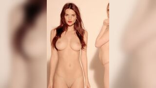 Almost impossible to get any hotter than Emily Ratajkowski's amazing tits and sexy body-line