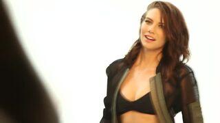 Lauren Cohan has an amazing body