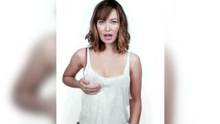 Olivia Wilde loves her breasts