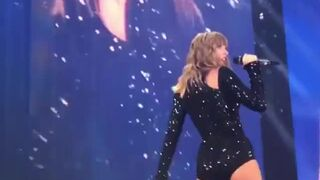 Taylor Swift being a cock tease on stage