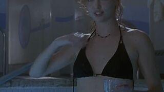 Charlize Theron at 24