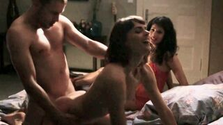 Romane Portail getting her plot pounded from behind in Sense8