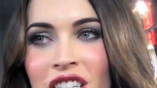 Megan Fox sexy eyes n lips