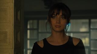 Imagine Ana de Armas giving you a sloppy blowjob what a Joi that would be