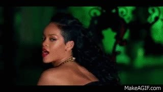 Rihanna and Shakira would be a dream threesome