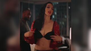 Gal Gadot in this wardrobe makes me wanna throw her around the room and break stuff as I ravage her body mercilessly and give her a hard pounding while she moans uncontrollably