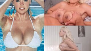 Which way would you want to tittyfuck Kate Upton?