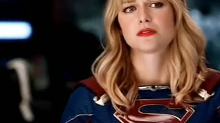 Melissa Benoist just asks for a bukkake with that look. The Supergirl outfit makes it even hotter. How will you use her if you had the chance ?