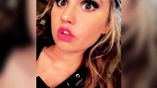 Debby Ryan - Perfect lips