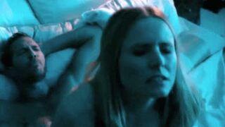 Kristen Bell in reverse doggystyle ;)