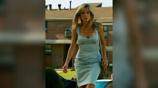 Imagine Sandra Bullock wanting some hardcore action and intentionally creating a fuss with some black guys who then take her away and gangfuck her and make her the Hood's cumdump