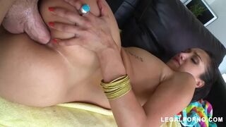 Vicki Chase Amazing Big Ass For Anal