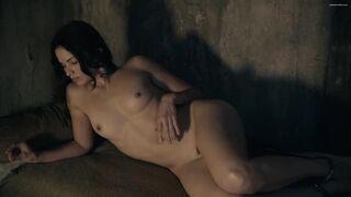 Katrina Law seduces the mighty Spartacus