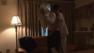 Nanami Kawakami - She Was Giving A Blowjob To Her Husband's Employee By Mistake