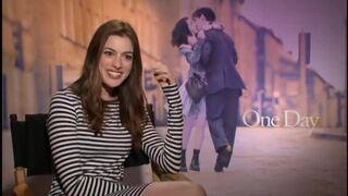I bet Anne Hathaway sucks cock like a pornstar