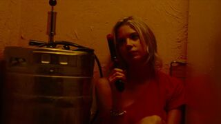 Ashley Benson in Spring Breakers puts water gun in mouth. Please see link in comments if you like to see a tribute on youtube.