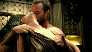 Eva Green's boobs are so awesome and it felt nice cumming to them.