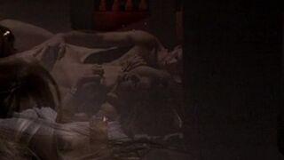 Jenna Jameson spooned