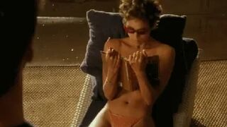 """I definitely took advantage of the pause button during Halle Berry's topless scene in """"Swordfish."""""""