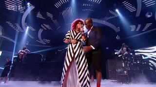 Rihanna X Factor 2010