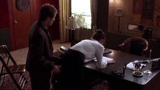 "Fro Secretary's day - Maggie Gyllenhaal in ""Secretary"""