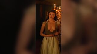"""Happy birthday """"natalie dormer"""" plot compilation from got, the tudors, the fades, in darkness and rush"""