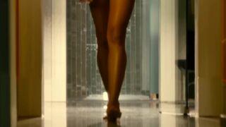 Rosario Dawson's full frontal nudity in Trance