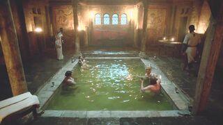Bathing time with Katheryn Winnick