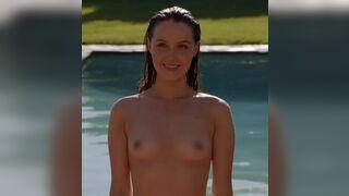 Camilla Luddington in 'Californication'