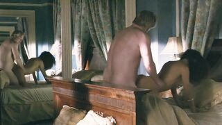 Marisa Tomei sex scene in Before the Devil Knows You're Dead