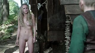 Maude Hirst in 'Vikings'