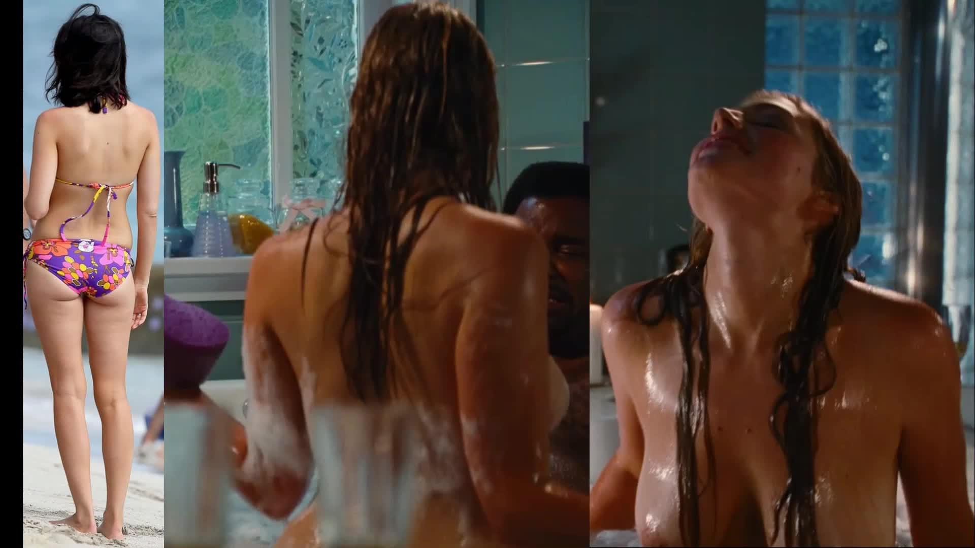 Paré nude jessica Jessica Pare