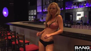 Kayden Kross confesses to fucking a client at the strip club
