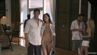 Summer Glau bikini