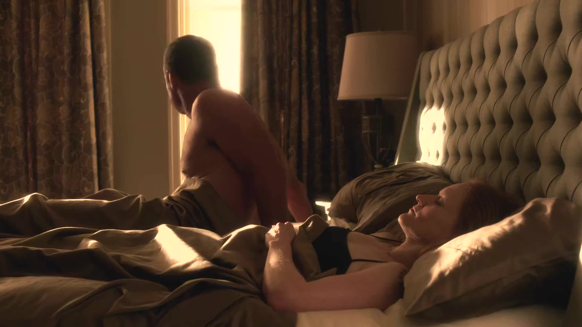 Ray Donovan Nude Scenes