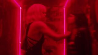 Charlize Theron And Sofia Boutella In The Atomic Blonde Trailer
