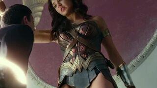 "Gal Gadot upskirt plot in ""Wonder Woman"""