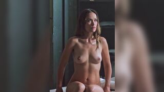 Olivia Wilde loves showing off