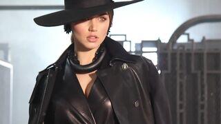 Ana de Armas in Black