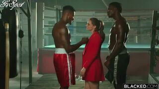 Blacked - Tori Black - The Big Fight