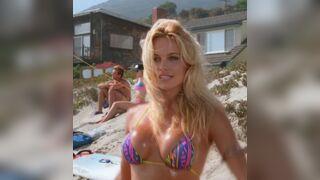 Pamela Anderson at 25